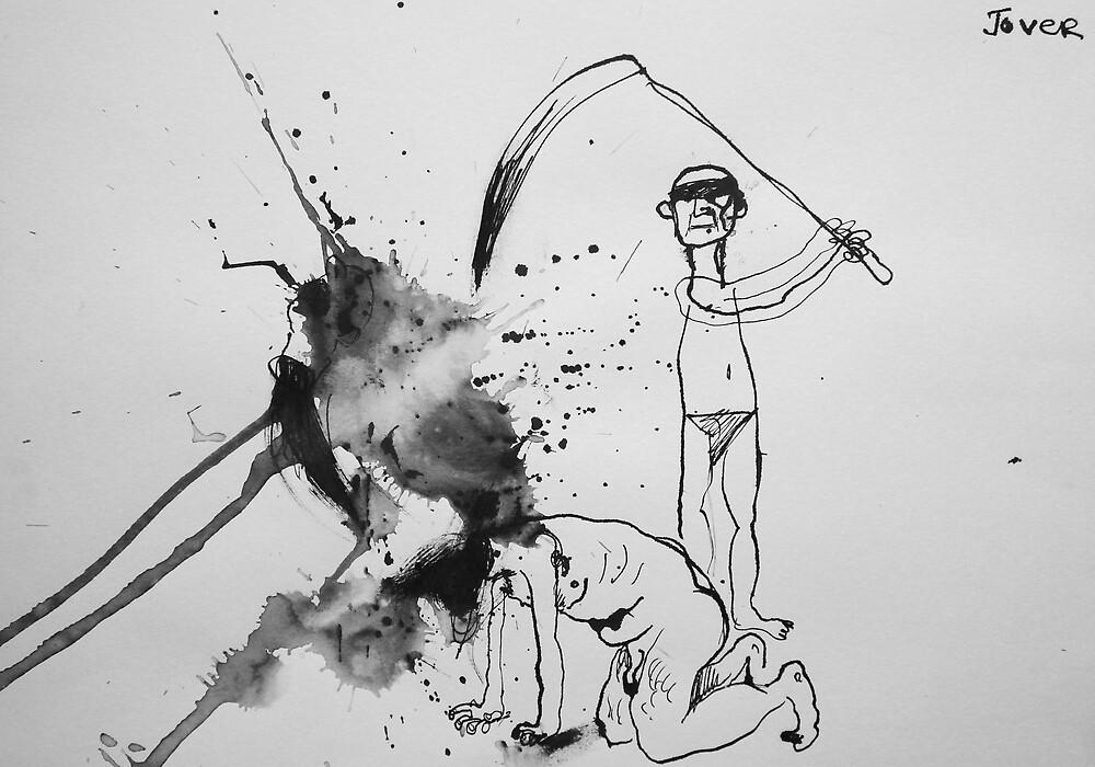 war #5 by Loui  Jover