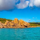 Castle Rock, Western Australia by Paul Pichugin