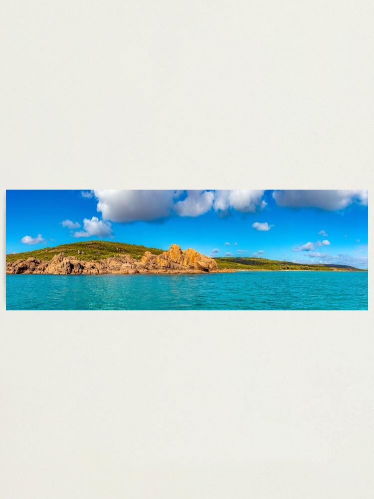 Alternate view of Castle Rock, Western Australia Photographic Print