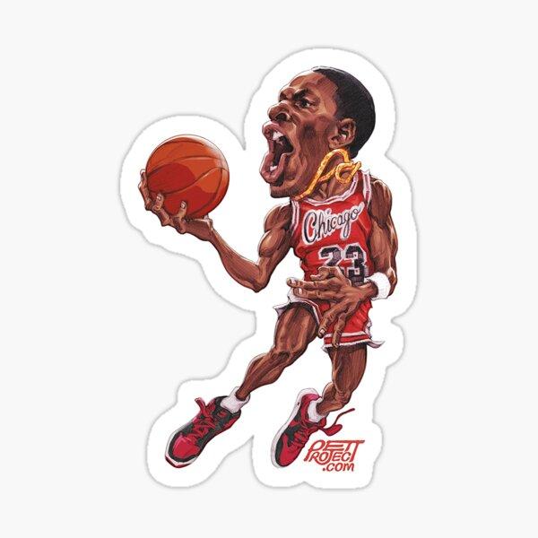 MJ23 Jordan Sticker