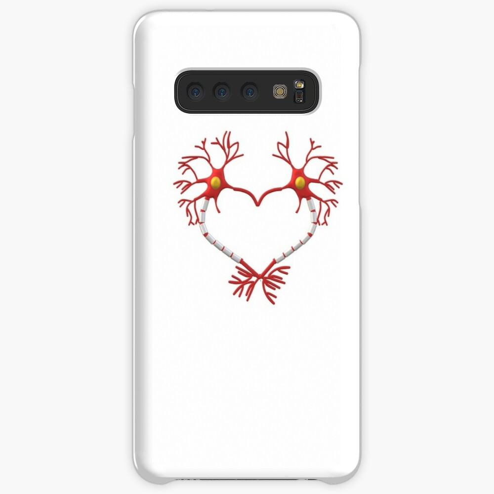 Do you love neurons? Case & Skin for Samsung Galaxy