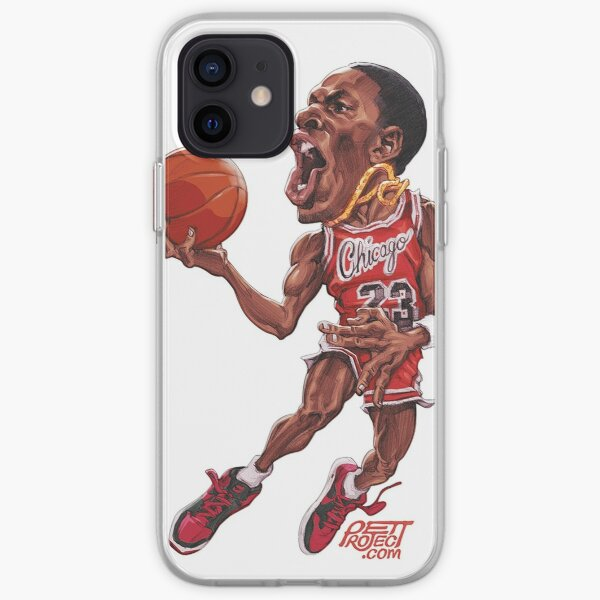 MJ23 Jordan iPhone Soft Case