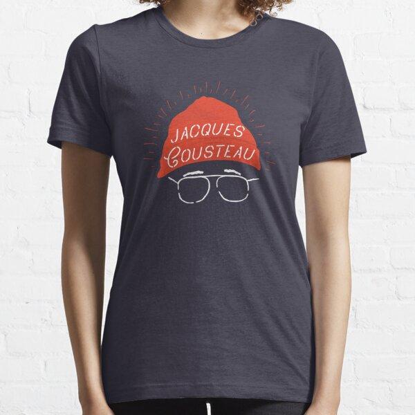 Jacques Cousteau Essential T-Shirt