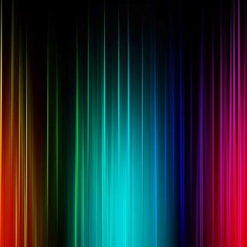 Rainbow Spectrum by grace-designs