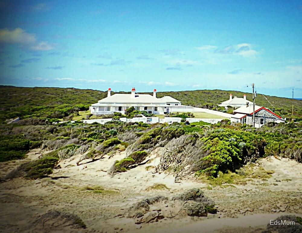 * Der Wind fegte das Küstenvorland von Point Ritchie * von EdsMum