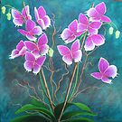 Butterfly Orchids by carrysmith
