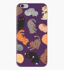 Cats and Cats and Cats iPhone Case