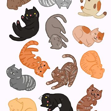 Katzen und Katzen und Katzen von jaffajam