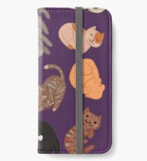 Cats and Cats and Cats iPhone Wallet/Case/Skin