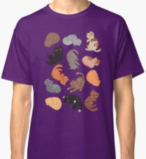 Chats et Chats et Chats T-shirt classique
