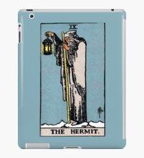 Vinilo o funda para iPad La carta del Tarot Ermitaño