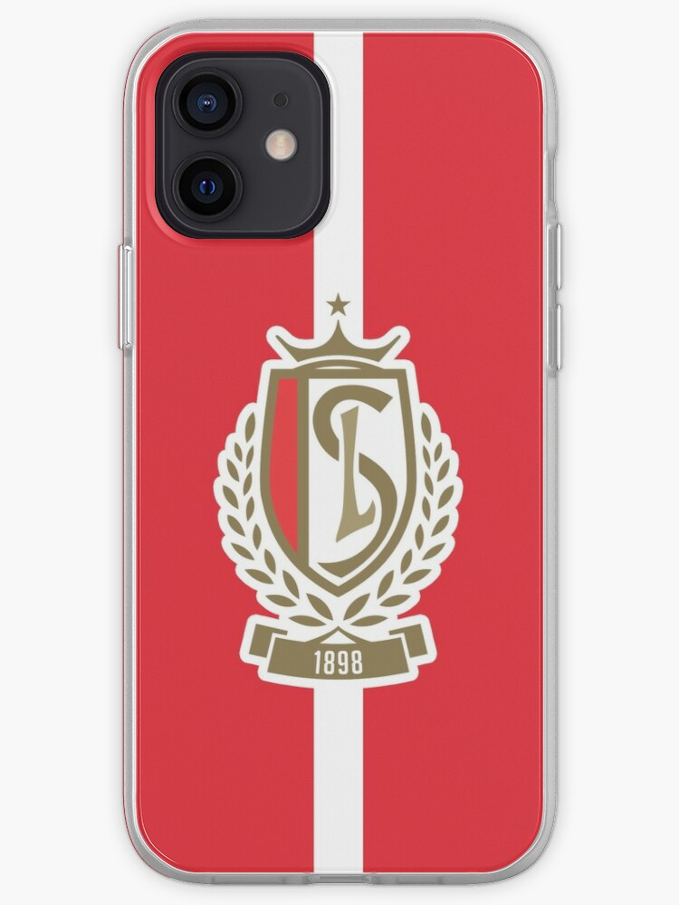 Standard de Liège - Rouge & Blanc | Coque iPhone