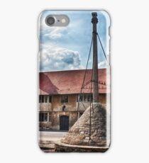 Market Cross Higham Ferrers iPhone Case/Skin