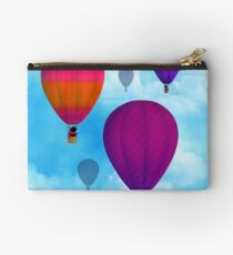 Hot Air Newfies Studio Pouch