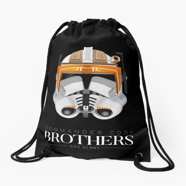 Commander Cody - Brothers Drawstring Bag