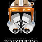 Commander Cody - Brothers by nothinguntried