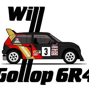 Will Gollop 6r4 by purpletwinturbo