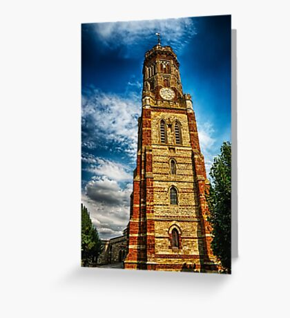 The Lantern Tower at St Peters Church  Greeting Card