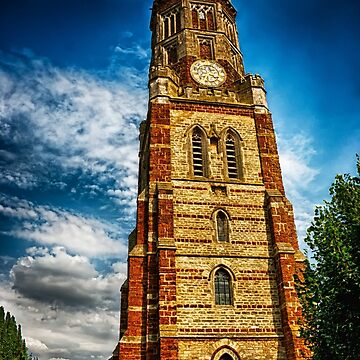 The Lantern Tower at St Peters Church  by InspiraImage