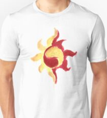 Sunset Shimmer Paintsplatter Unisex T-Shirt
