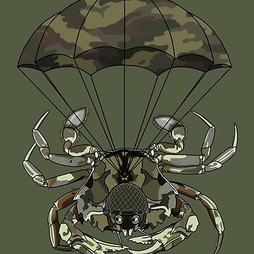 Paratrooper by Czerra