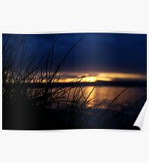 Lake Macquarie Sunset, Australia Poster