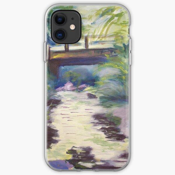 Mission Creek, San Luis Obispo CA iPhone Soft Case