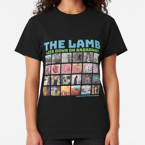 Genesis Fanart The Lamb Lies Down On Broadway Classic T-Shirt