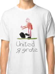 United are great Classic T-Shirt
