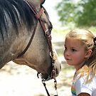 A Young Girls First LOVE by © Loree McComb