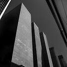 Manhattan Blocks by Dave Hare