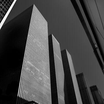 Manhattan Blocks by Femaleform