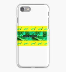 Escape Cyber Plane iPhone Case/Skin