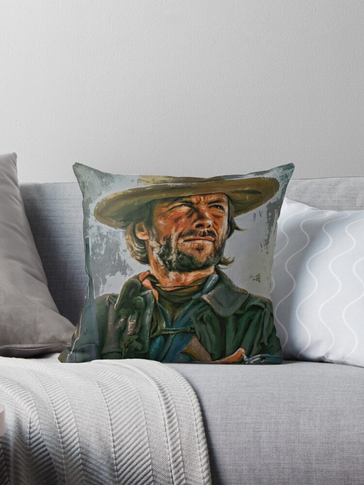 Scott Eastwood Cushion Pillow Cover Case Gift