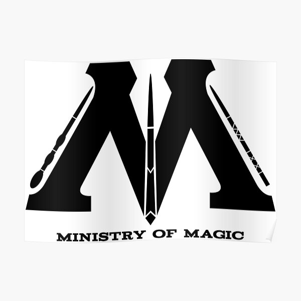 Modern Ministry of Magic Poster