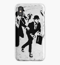 Chequebook Vandalism iPhone Case/Skin