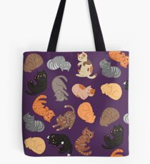 Cats and Cats and Cats Tote Bag