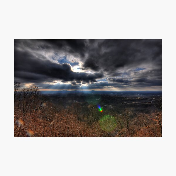 Piercing The Heavens Photographic Print