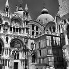 Basilica di San Marco, Venice by Rodney Johnson