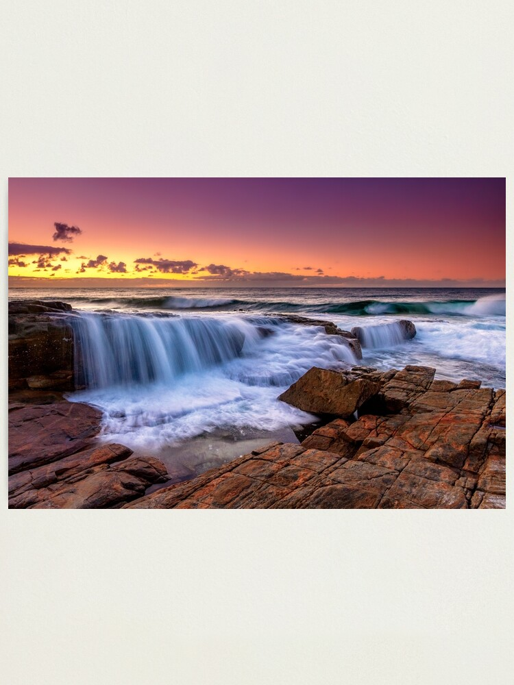 Alternate view of Gracetown Sunset Photographic Print