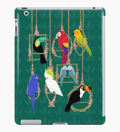 Tropical Getaway iPad Case/Skin