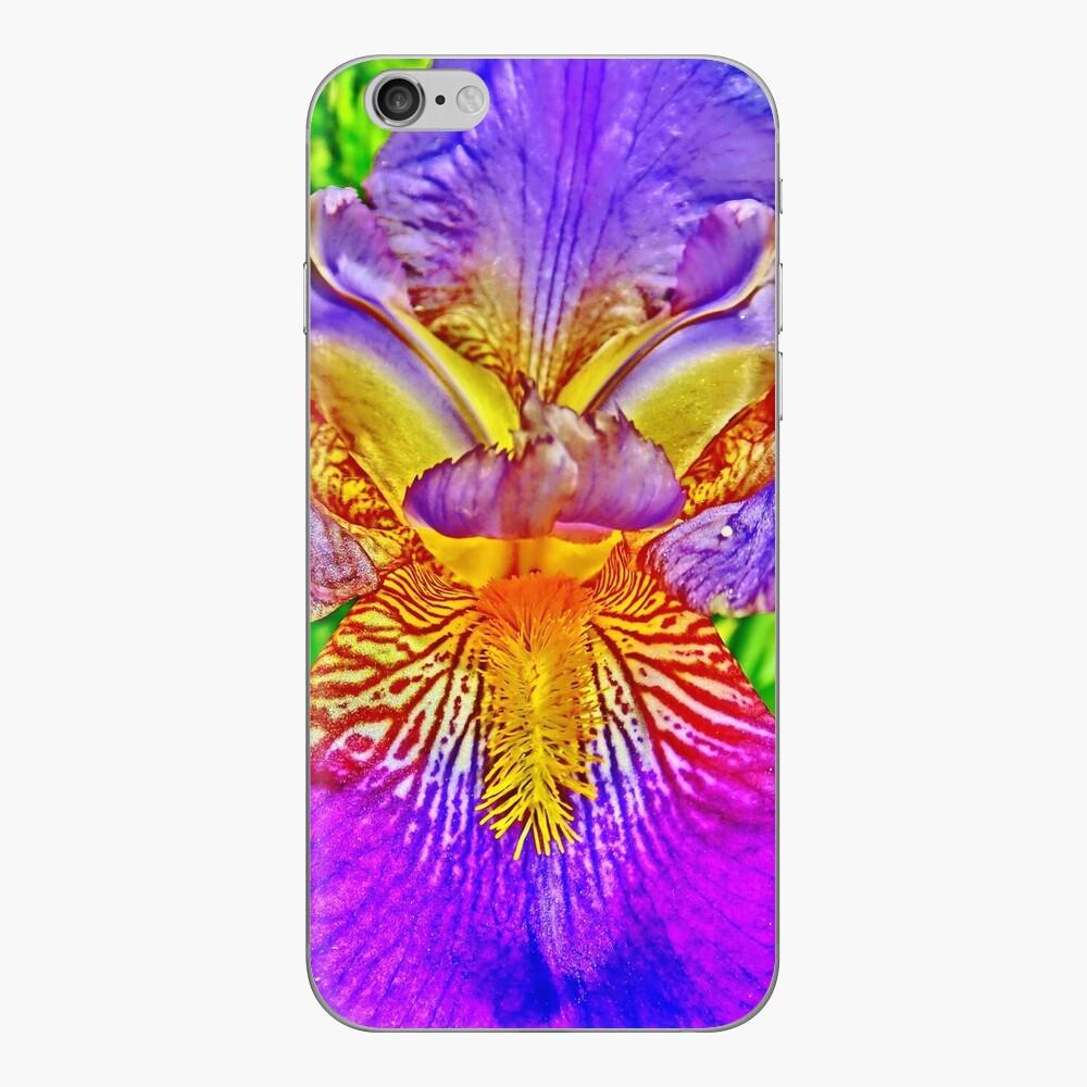 Flight of the Iris Bee, 2 of 4 iPhone Skin
