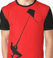 kiteboarder Graphic T-Shirt