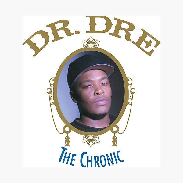 The Chronic T-Shirt Photographic Print