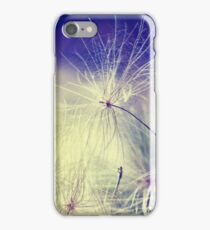 Thistle Seeds iPhone Case/Skin