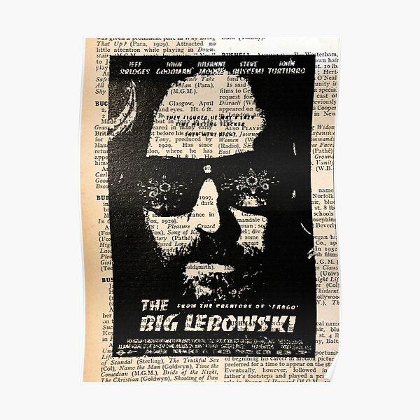 Le grand Lebowski Poster