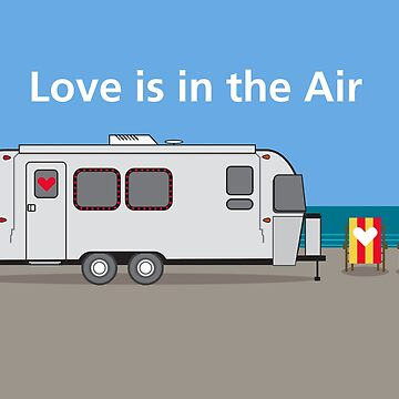 Love is in the Air - on the beach! by Landrigan
