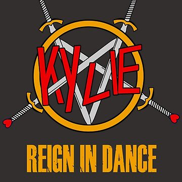 Kylie Minogue - Reign In Dance by ccuk66