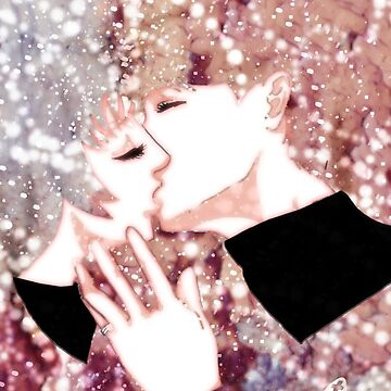 Crystalline: Kiss by akumalx9