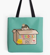 Sherlock's Mind Palace Tote Bag